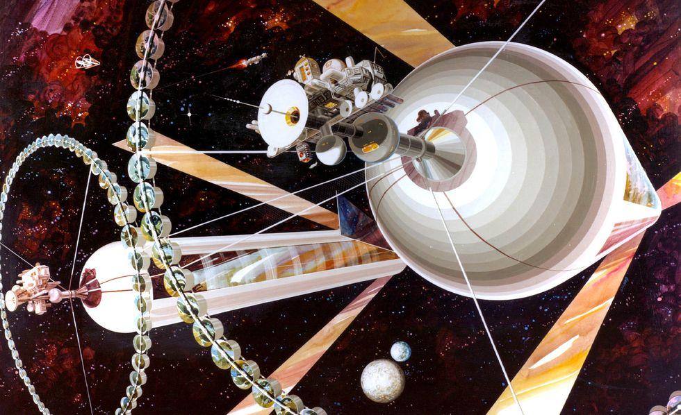 7 Types of Advanced Cosmic Civilizations