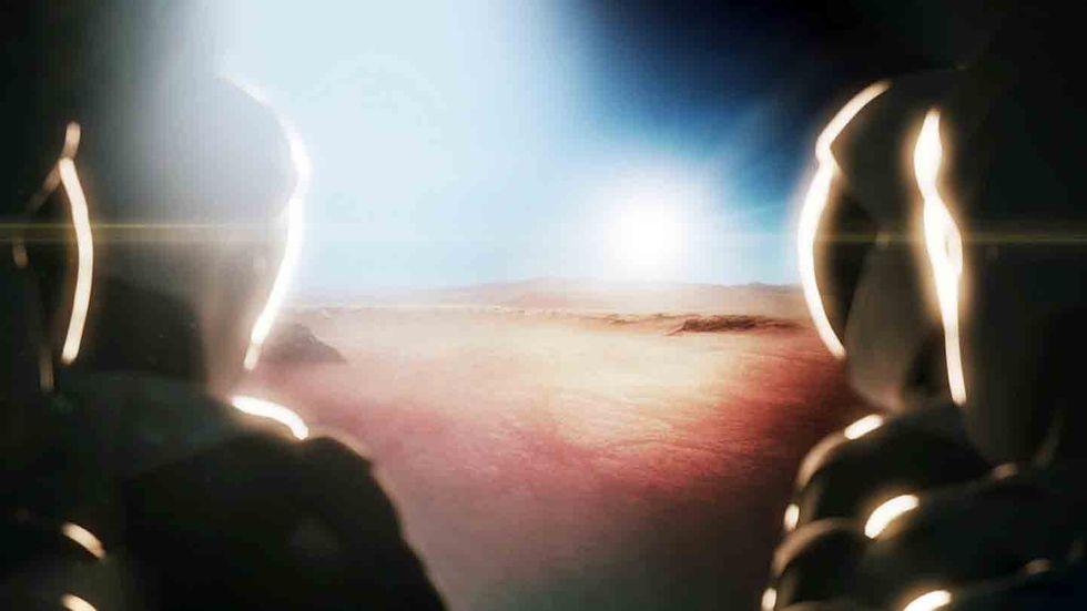 Elon Musk Reveals Plan to Put 1 Million People on Mars