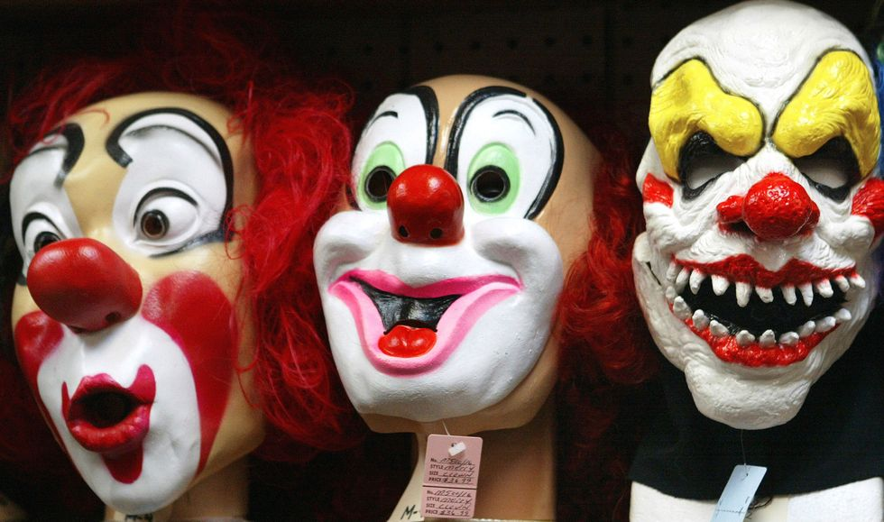 The Funniest Residents of Uncanny Valley, Creepy Clowns – and Why They Scare Us