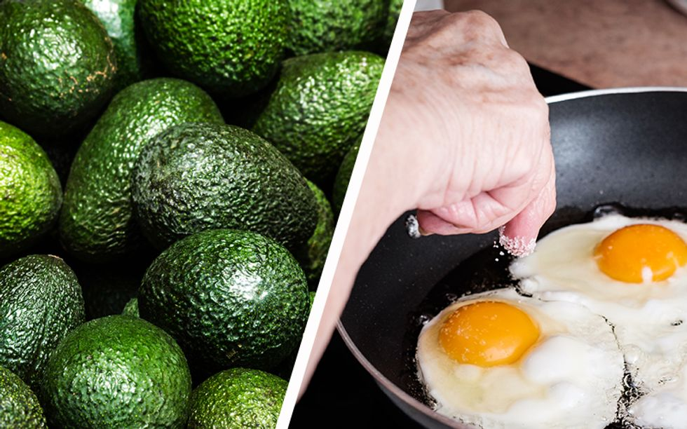 Avocados and eggs are healthy examples of foods that can keep you fuller for longer, but they are no match for something we're all guilty of: eating for eating's sake