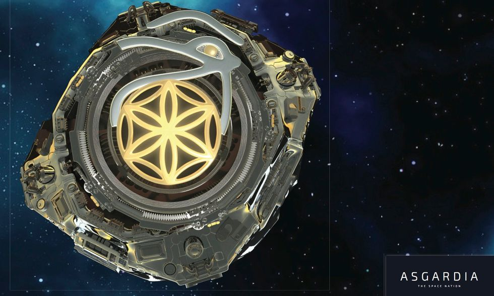 Scientists Create Asgardia, the First Ever Nation in Space, and You Can Join