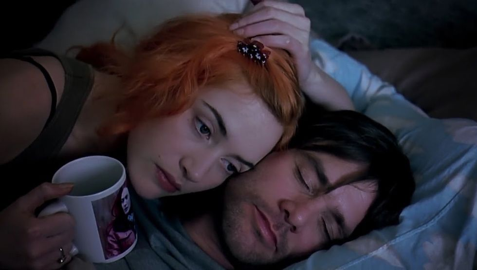 A scene from Eternal Sunshine of the Spotless Mind (Image: Focus Features)