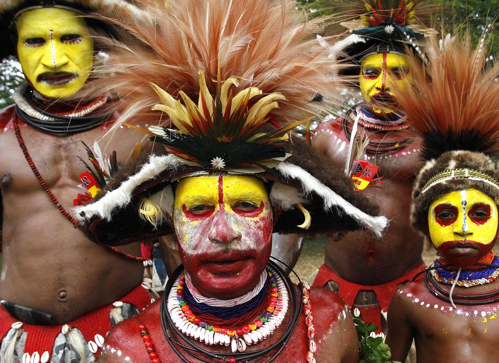 Evidence of Unknown Human Species Found in DNA of Melanesians - Big Think