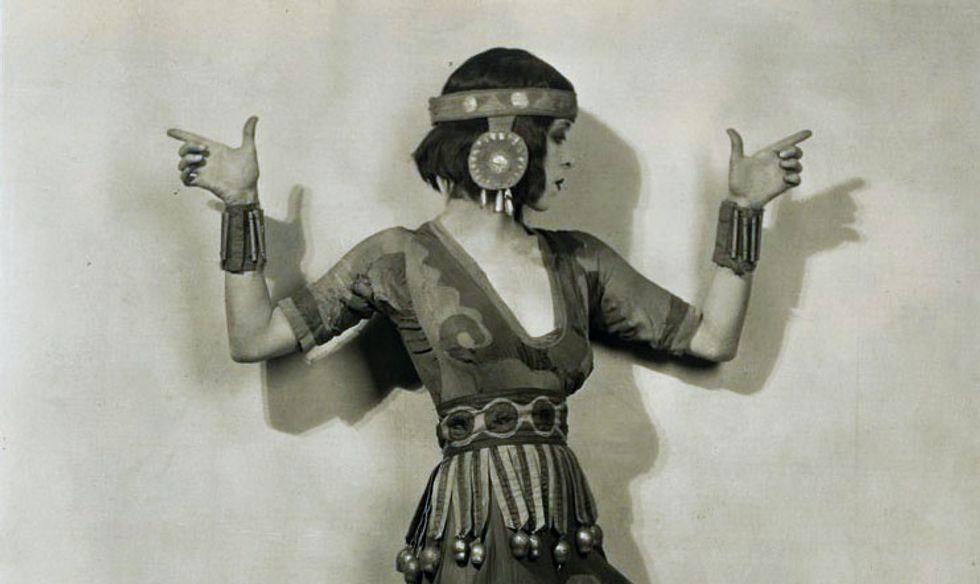 Martha Graham, 1919. Image: Picryl