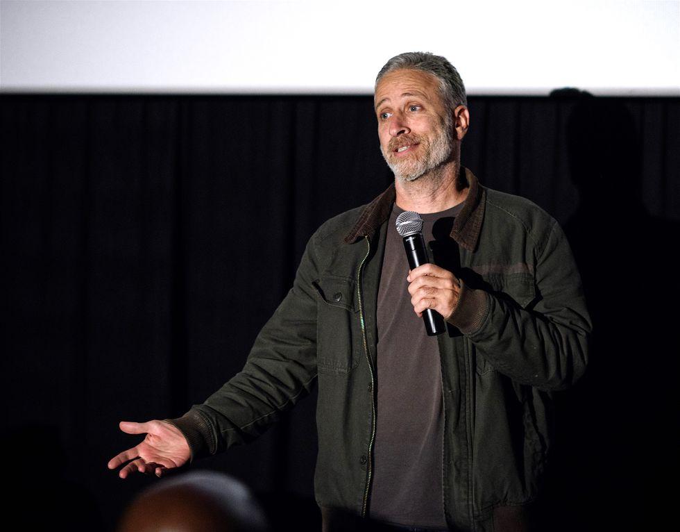 Jon Stewart: Stop demonizing the other side