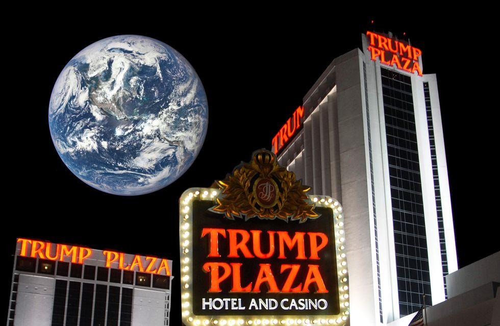 5 Reasons Why President Trump Should Build a Hotel on the Moon