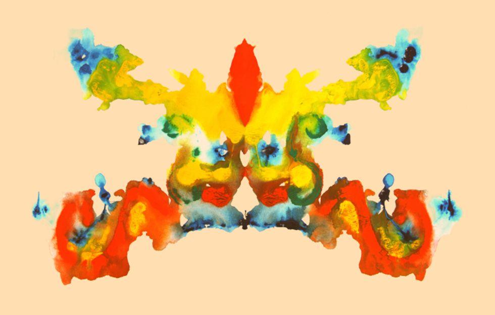 Rorschach image