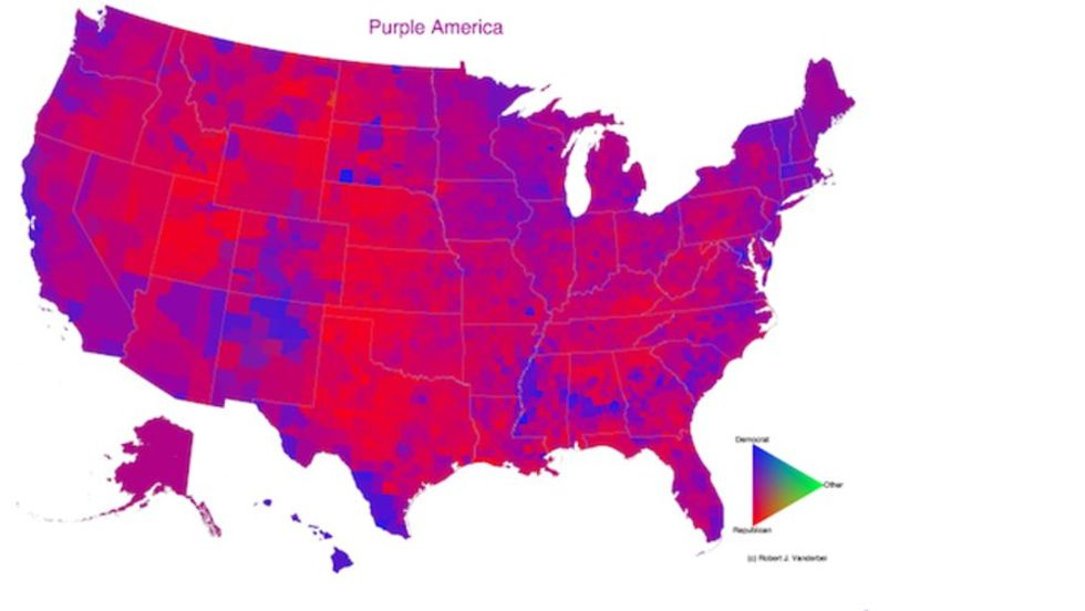 Why Is the United States So Divided? Simple, It Was Never United at All.