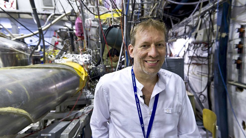 Scientists Make Breakthrough in Antimatter Research