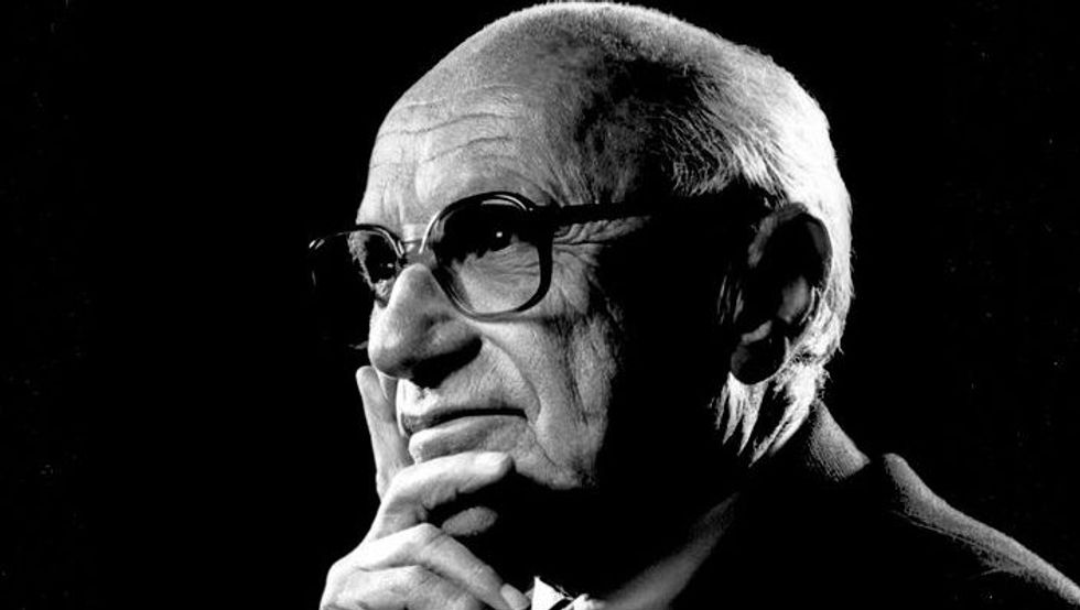 Draining the Swamp Chicago Style, Milton Friedman and When Government Is the Problem.