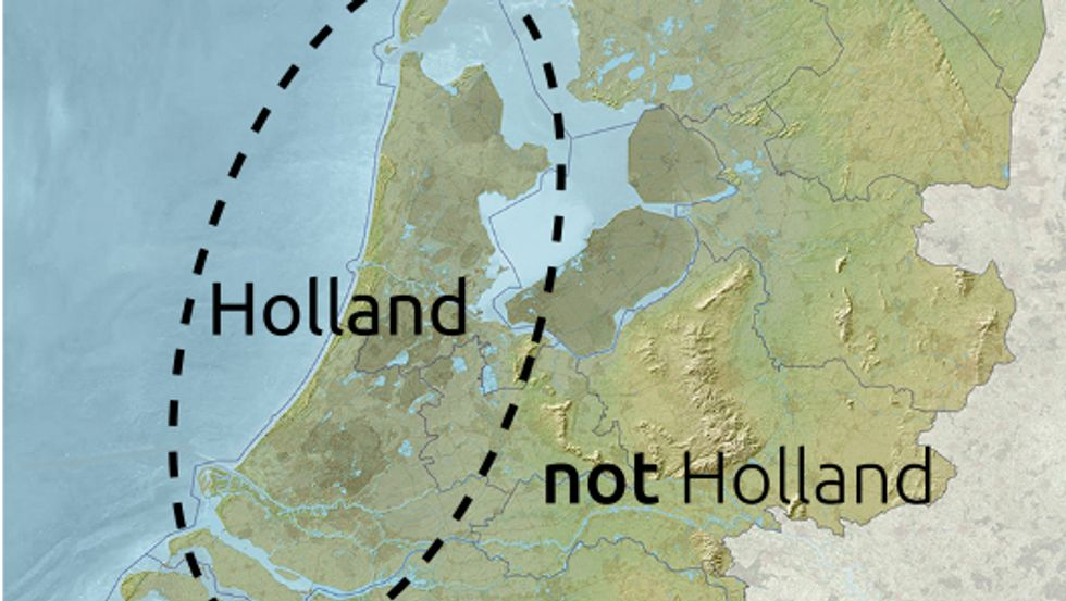 Why Holland Is Not the Netherlands – and Eight Other Dutch Dichotomies