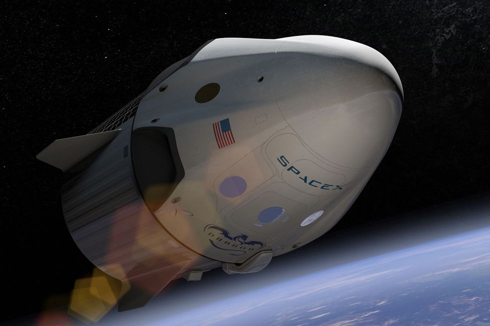 Elon Musk Plans to Take Humans Farthest into Space They've Ever Been in 2018