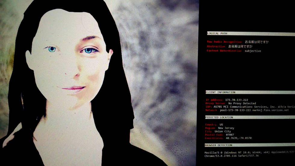Luna the AI