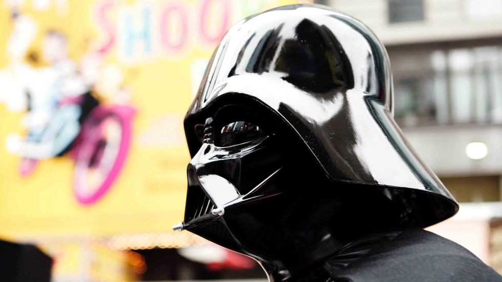 Darth Vader (Photo by Mat Szwajkos/Getty Images)