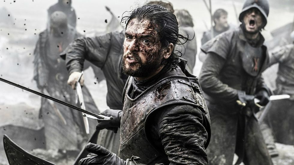 What's More Violent: Shakespeare or 'Game of Thrones'?