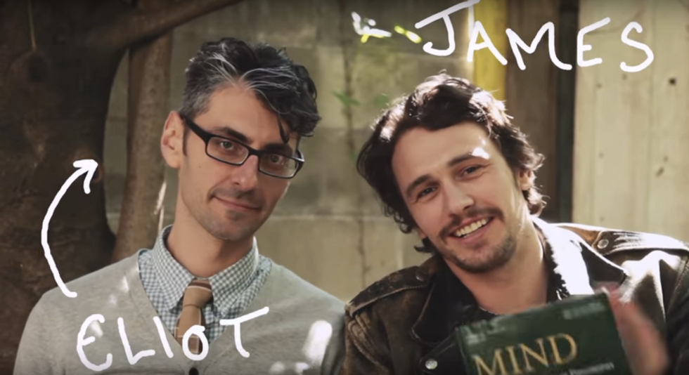 James Franco Has a New Show All About Philosophy