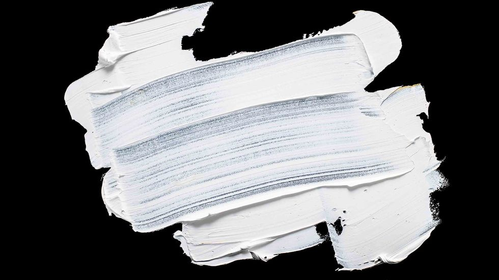 The color white. (Credit: Shutterstock)