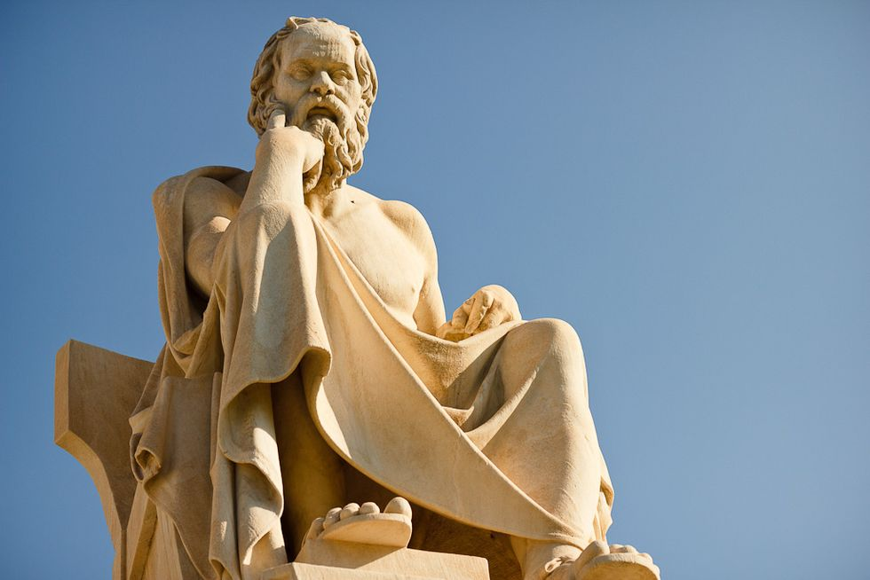 Why Socrates Hated Democracy, and What We Can Do about It.