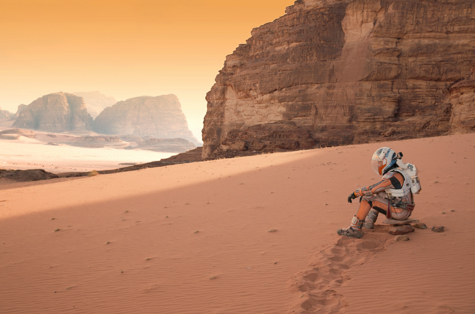 We Might Be Able to Survive on Mars—But Can We Live There Peacefully?