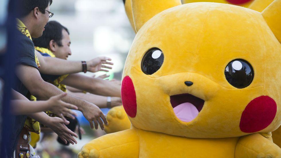 How the Cute Pikachu Is a Chocolate Milkshake for the Brain