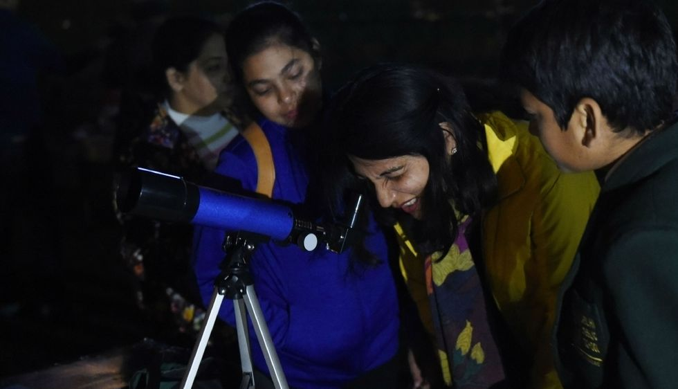 10 astronomical events in 2018 and how you can see them