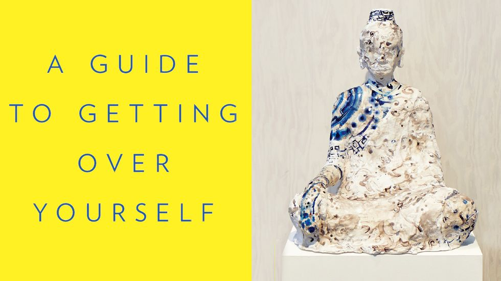Advice Not Given, by Mark Epstein