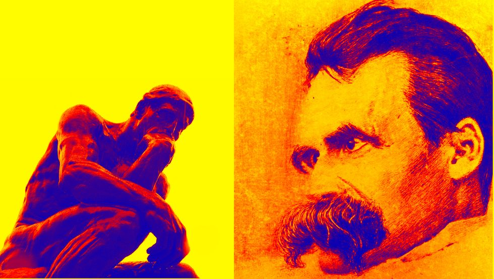The psychology of Nietzsche and how to use it yourself
