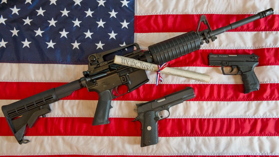 Just 3% of Americans own more than half the country's guns