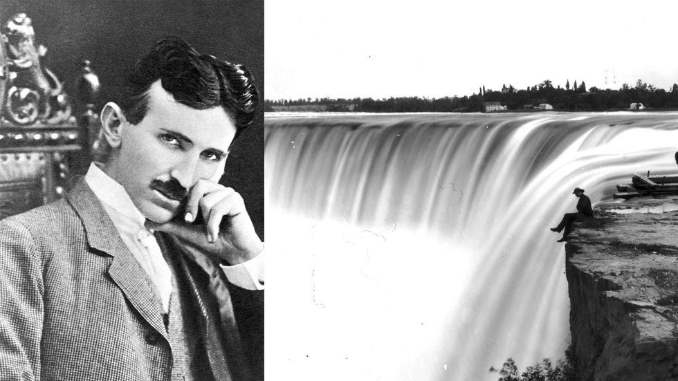 Why Nikola Tesla's greatest achievement may be in Niagara Falls