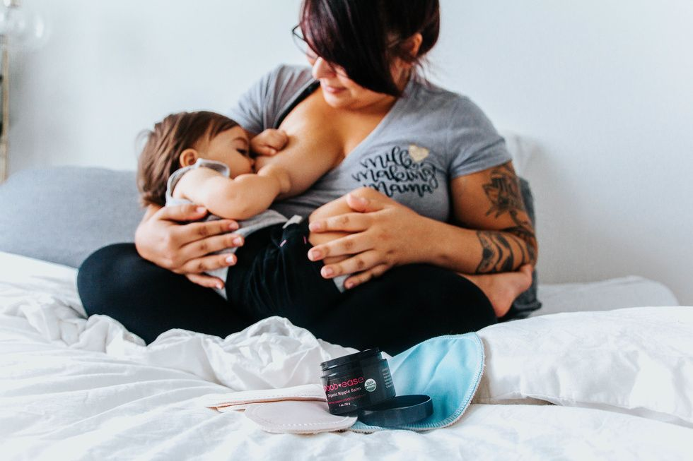 10 Reasons To Love Your Post Baby Breasts Motherly