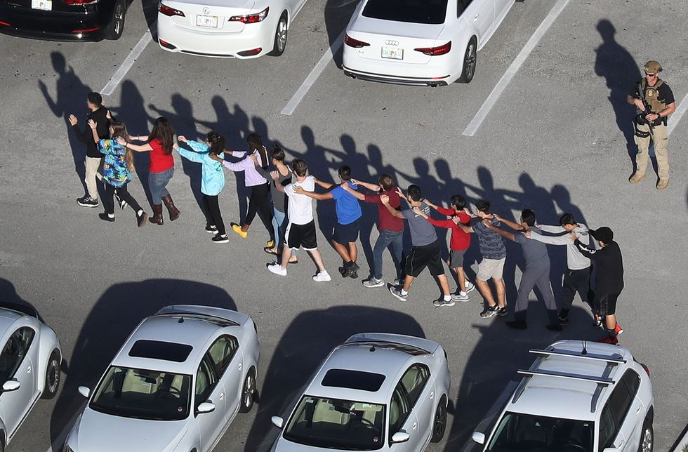 There's one way to stop school shootings without taking away anyone's guns