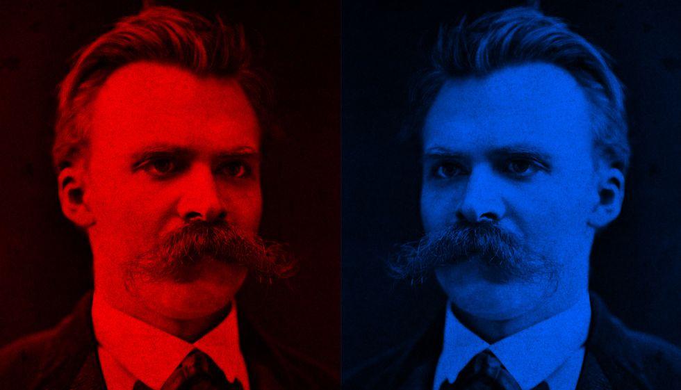 Friedrich Nietzsche on political movements