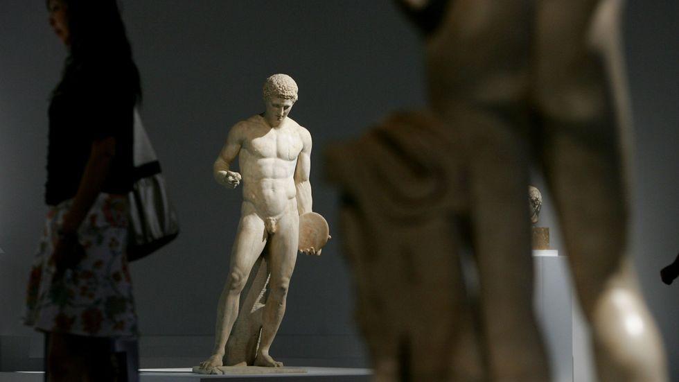 Friday essay: the myth of the ancient Greek 'gay utopia'