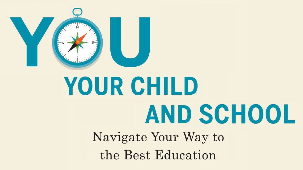 Cover image of You, Your Child and School by Ken Robinson and Lou Aronica (Viking/Big Think)