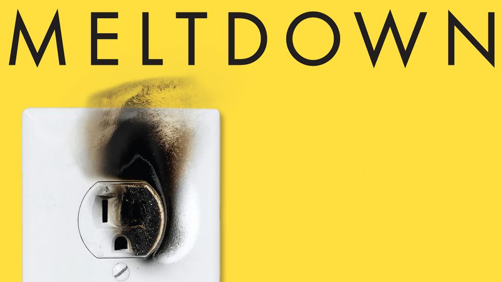 Cover image of Meltdown by Chris Clearfield and Andras Tilcsik