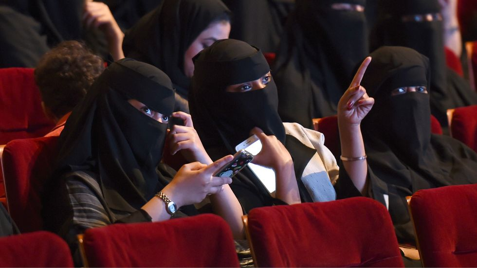 Saudi Arabia to end its 35-year cinema ban with screening of 'Black Panther'