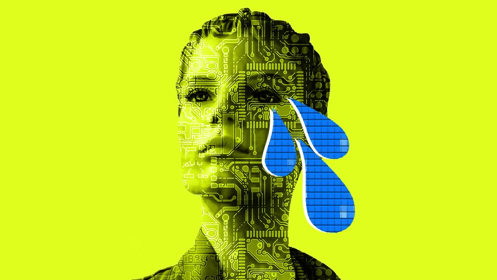 Silicon Valley might just be missing the most important aspect of being human: the ability to feel. (Image: Public domain/Big Think)