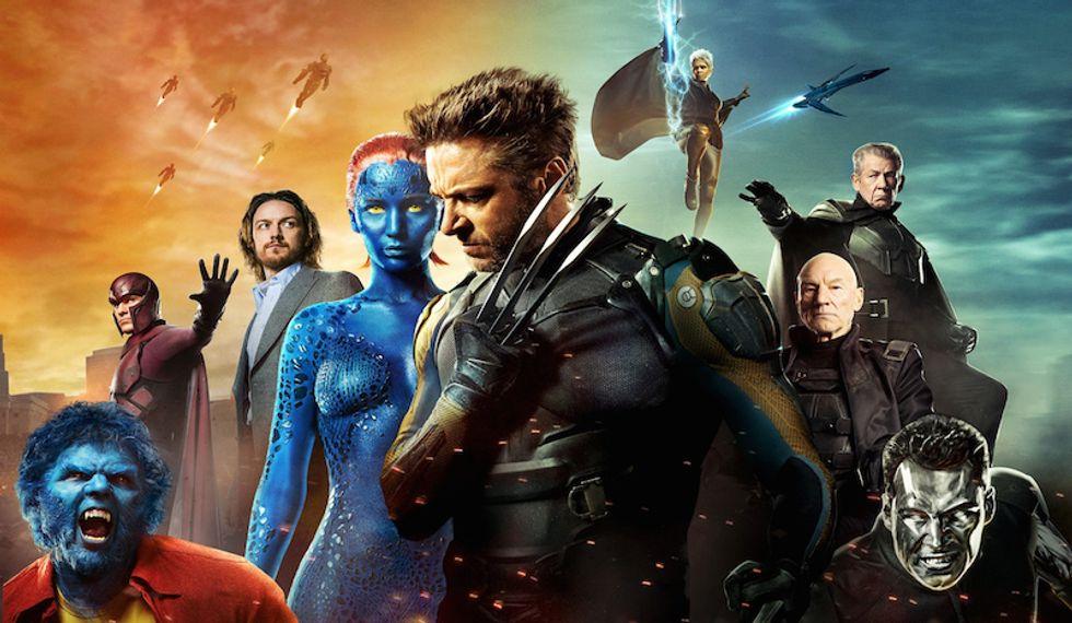 The X-Men.