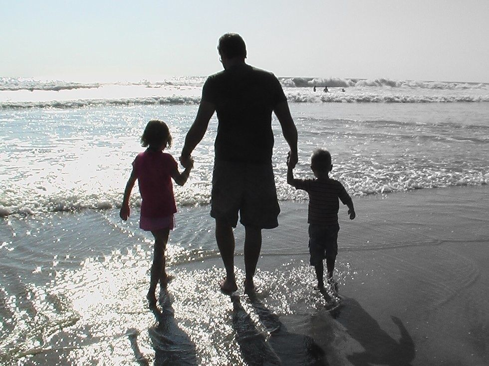 To The Father Who Just Became A Single Parent
