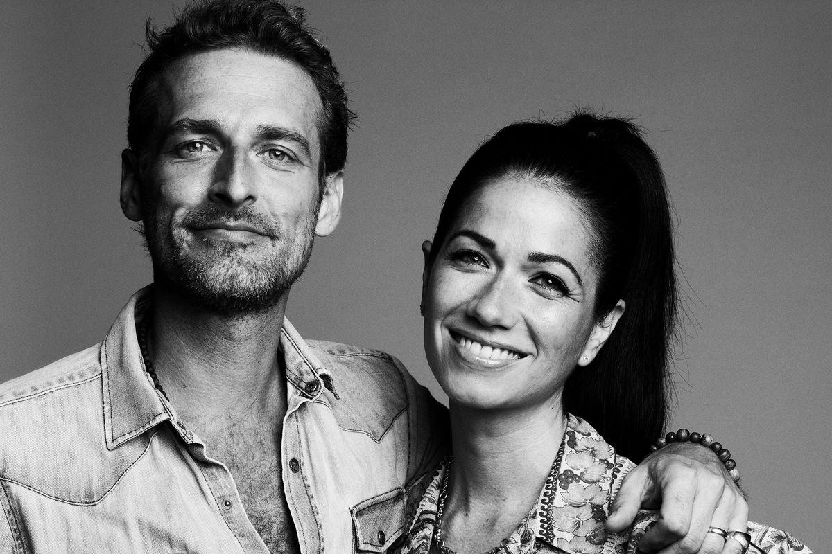 PAPER People: Alexi and Giada Lubomirski