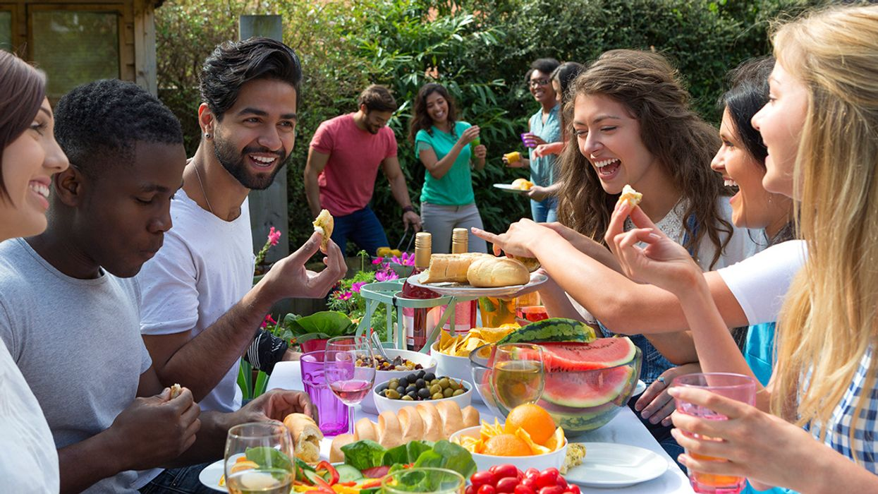 How to Host a Party That's Fun and Food-Allergy Friendly