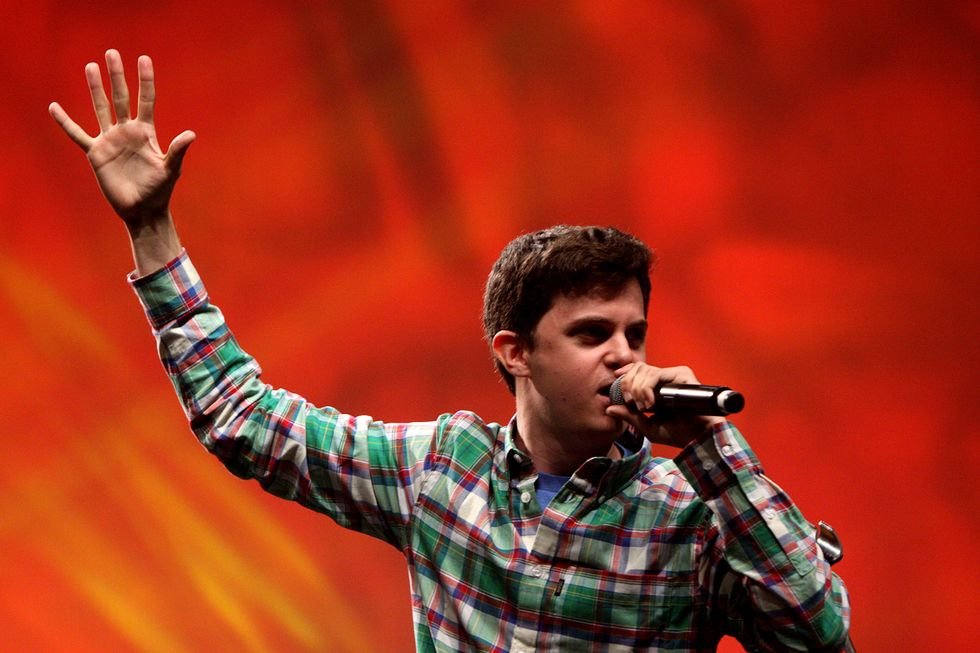 You Need To Listen To Watsky ASAP, And Here's Why