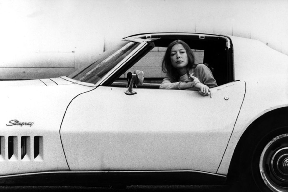 Watch The Trailer for Netflix's Upcoming Joan Didion Documentary
