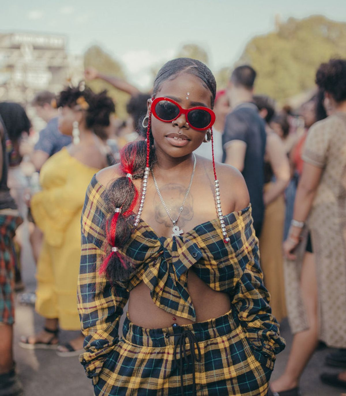 The Best, Most Extravagant Looks From Afropunk