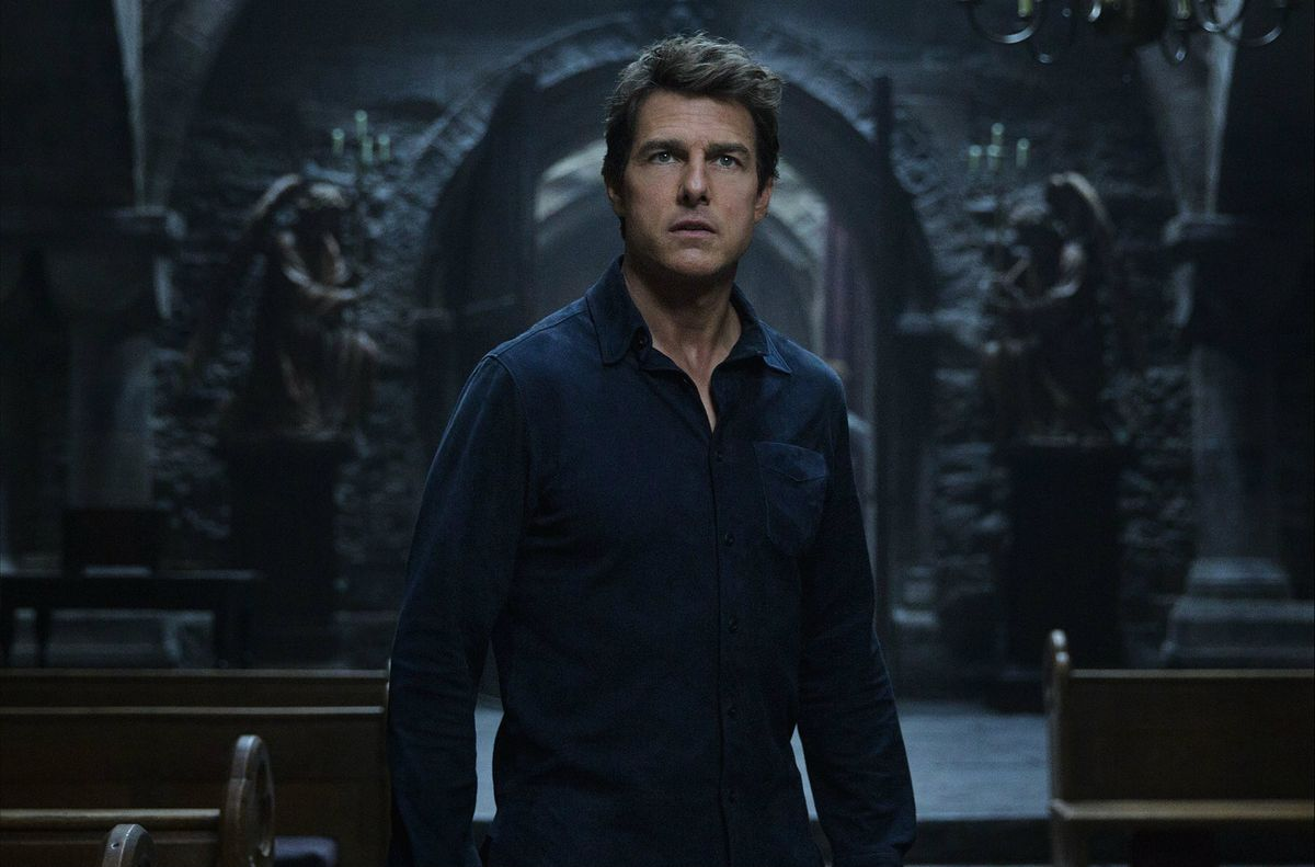 On The Unstoppable Resiliency Of Tom Cruise