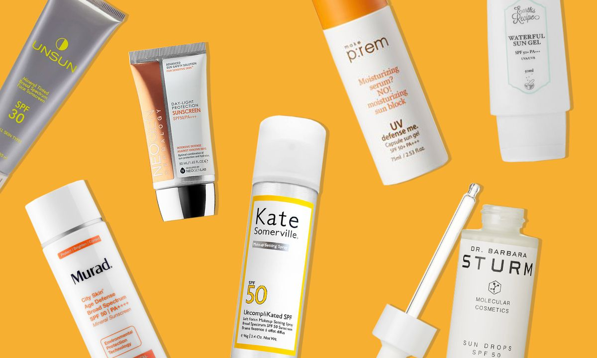 11 Sunscreens That Won't Leave You Looking Like A Ghost