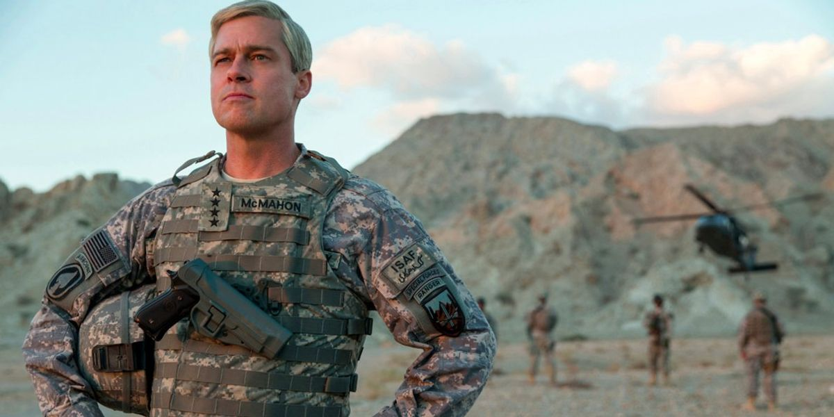 There's Something Off About Brad Pitt's Performance In 'War Machine'