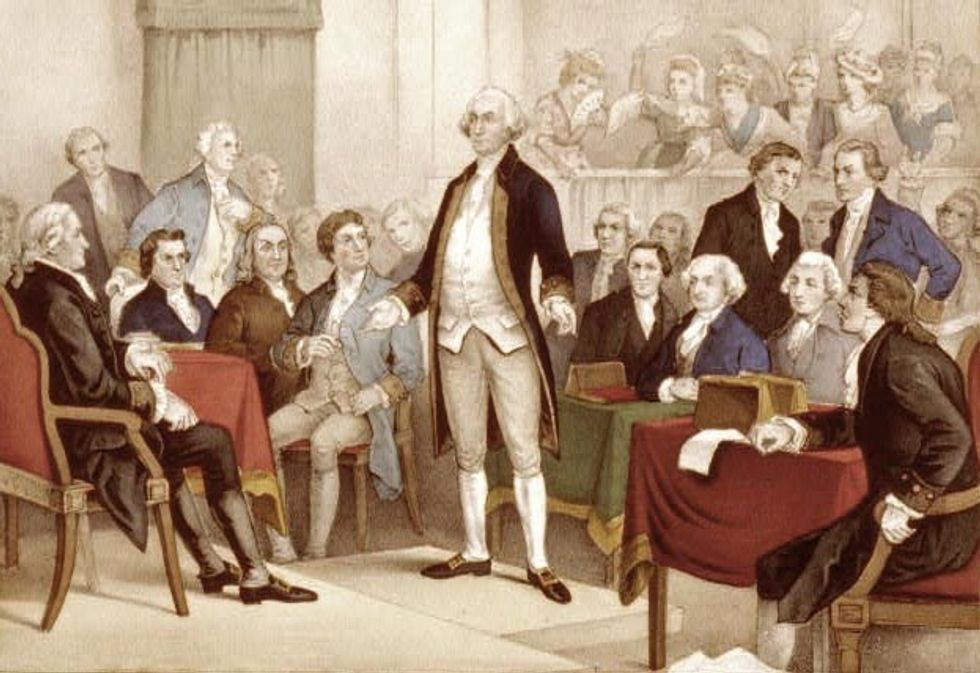 THE FORMATION OF THE FIRST CONTINENTAL CONGRESS AND ITS EFFECTS ON MODERN GOVERNMENT