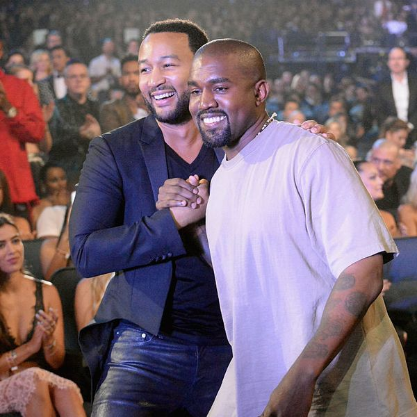 John Legend Says Kanye West Is Serious About Running for President