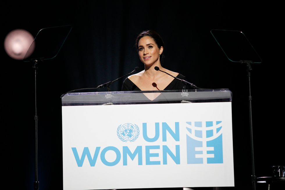 3 Quotes That Prove Meghan Markle Is The Feminist Icon We Need